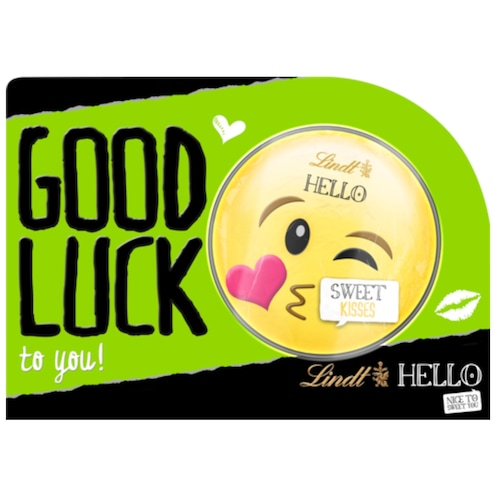 Lindt Hello Emoti Messages 30 g