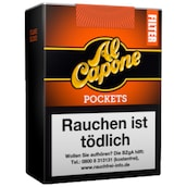 Al Capone Pockets Flame Filter 18 Stück