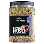 Layenberger Lowcarb one Low Carb One Protein Müsli Cranberry-Pflaume 560 g