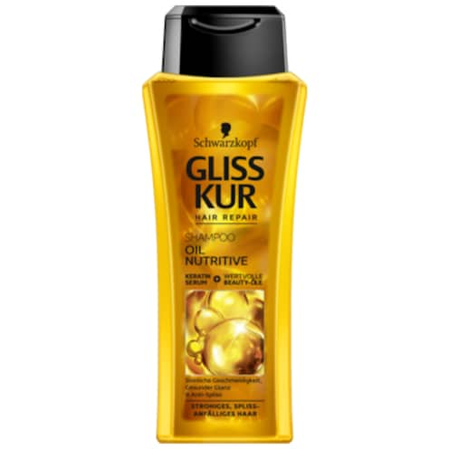 Schwarzkopf Gliss Kur Shampoo Oil Nutritive 250 ml