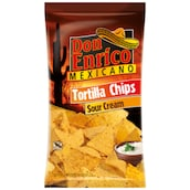Don Enrico Tortilla Chips Sour Cream 175 g