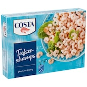 COSTA MSC Tiefseeshrimps 225 g