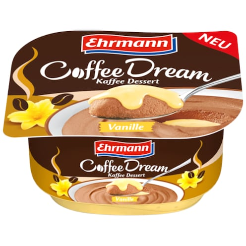 Ehrmann Coffee Dream Vanille 115 g