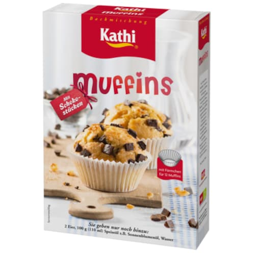 Kathi Backmischung Muffins 360 g