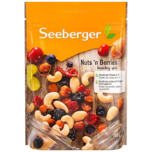 Seeberger Nuts ´n Berries 150 g