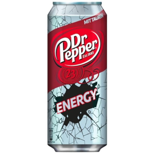 Dr Pepper Energy 0,5 l