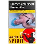 AMERICAN SPIRIT Original Yellow 20 Stück