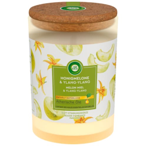 Air Wick Duft-Stimmungskerze Honigmelone&Ylang-Ylang 185 g