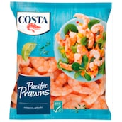 COSTA ASC Pacific Prawns 250 g