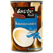 Exotic Food Kokosnussmilch light 6 % 400 ml