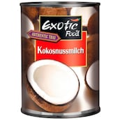 Exotic Food Kokosnussmilch 16 % 160 ml