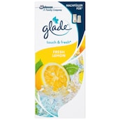 glade Touch&Fresh Fresh Lemon Minispray Nachfüller 10 ml