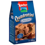 Loacker Quadratini Chocolate 125 g