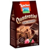 Loacker Quadratini Dark Chocolate 125 g
