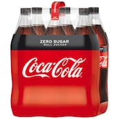 Coca-Cola Zero Sugar - 6-Pack 6 x 1,25 l