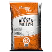 Humo Flor 0 - 40 mm Rindenmulch 60 l