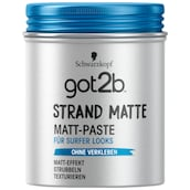 got2b Paste Strand Matte Surfer Look Matt Halt3 100 ml