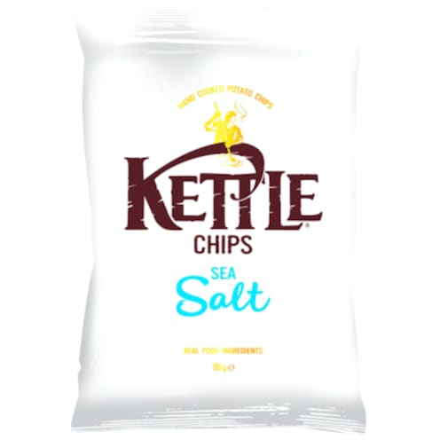 Kettle Chips Sea Salt 150 g