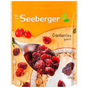 Seeberger Cranberries 125 g