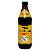 Abt Andreas Traditionstrunk dunkles Lagerbier 0,5 l