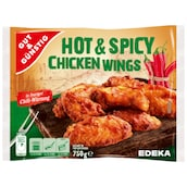 GUT&GÜNSTIG Chicken Wings Hot & Spicy 750 g