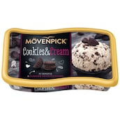 MÖVENPICK Cookies & Cream Eiscreme 850 ml