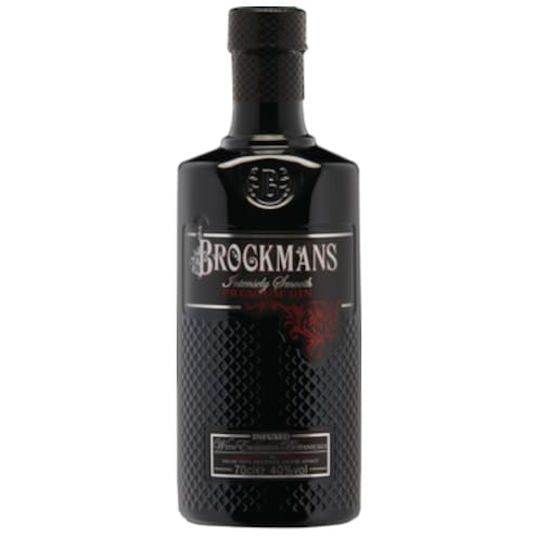 Brockmans Gin Intensely Smooth Premium 40 % vol. 0,7 l