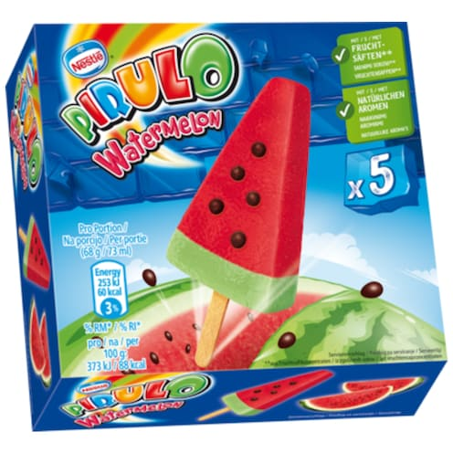 Nestlé Pirulo Watermelon Multipack 5 x 73 ml