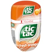 tic tac Fresh orange 97 g