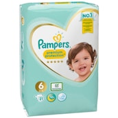 Pampers Premium Protection Extra Large Windeln Gr.6 13-18kg Einzelpack 21 Stück