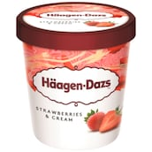 Häagen-Dazs Strawberries & Cream 460 ml