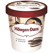 Häagen-Dazs Cookies & Cream Eiscreme 460 ml