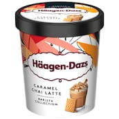 Häagen-Dazs Barista Collection Caramel Chai Latte Eiscreme 460 ml
