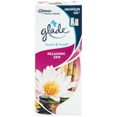 glade Touch & Fresh Relaxing Zen Minispray Nachfüller 10 ml