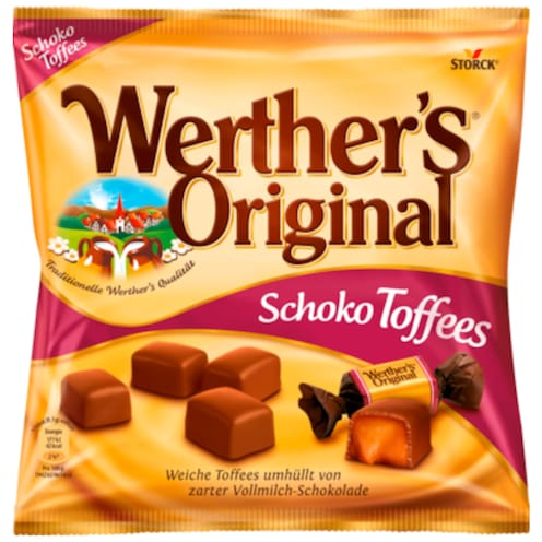 Schoko Toffees 180 g