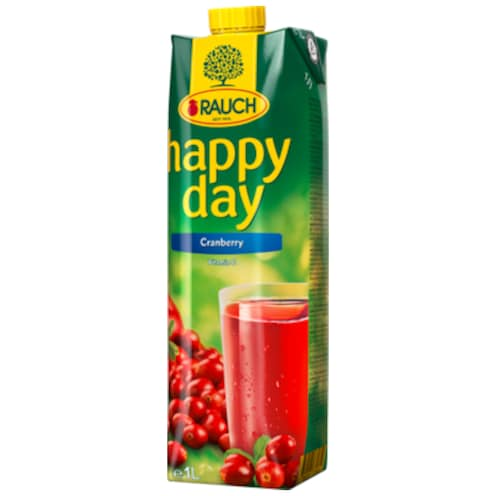 RAUCH Happy Day Cranberry 1 l