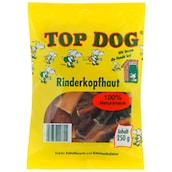 Top Dog Rinderkopfhaut 250 g