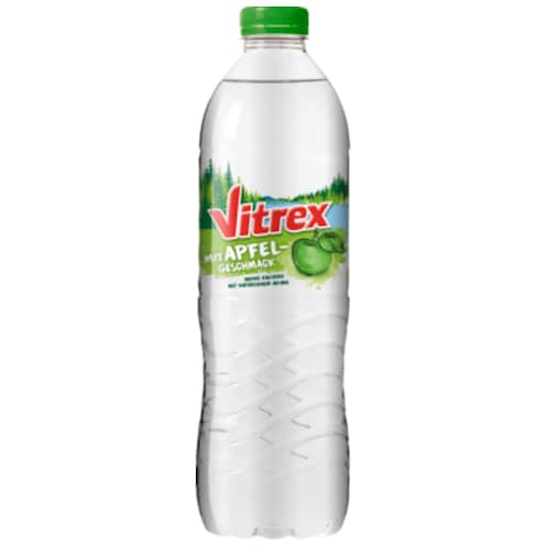 SW Vitrex Flavoured Water Apfel 1,5 l
