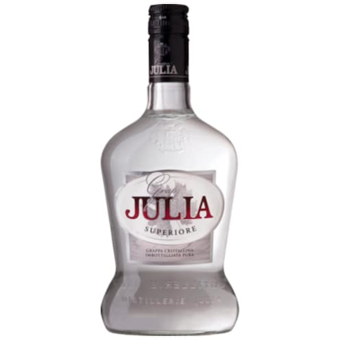 JULIA Grappa Superiore 38 % vol. 0,7 l