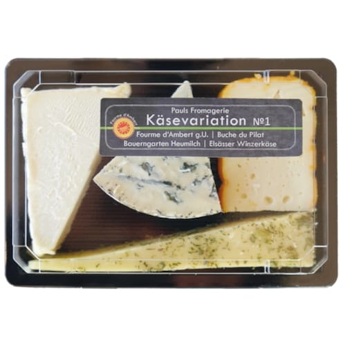 Pauls Fromagerie Käsevariation 200 g