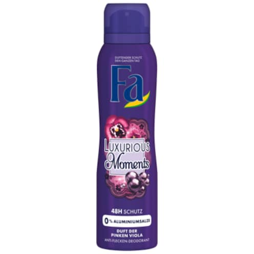 Fa Luxurious Moments 150 ml