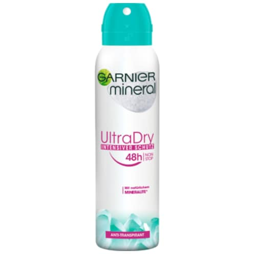 Garnier Mineral Deospray Women Ultra Dry 150 ml
