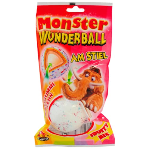ZED Candy Monster Wunderball Fruity Mix 80 g