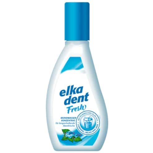 elkadent Fresh Mundwasser 125 ml
