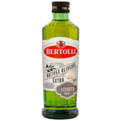 BERTOLLI Extra Vergine Robusto 500 ml