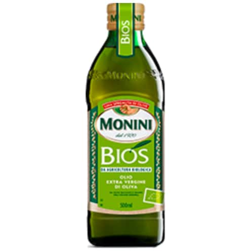 Monini BIOS Natives Olivenöl Extra 0,5 l