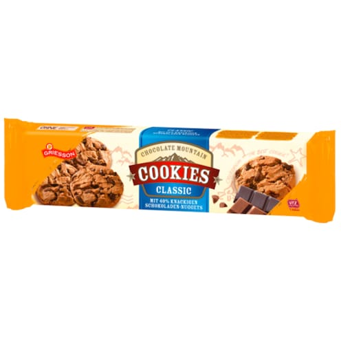 GRIESSON Griesson Cookies Classic 150 g