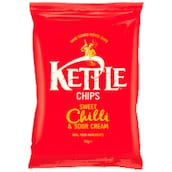 Kettle Chips Sweet Chilli & Sour Cream 150 g