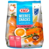 Vici Meeres Snacks mit Cocktailsauce 200 g