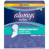 Always Fresh & Protect Normal 56 Stück